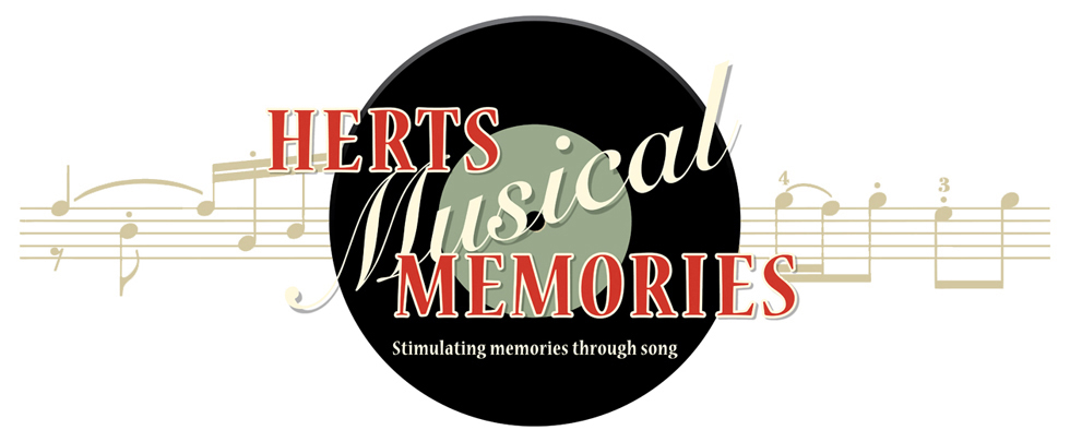 Herts musical memories logo